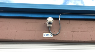Allsize Storage Camera Security