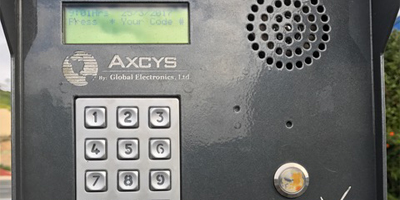 Allsize Storage Security Keypad